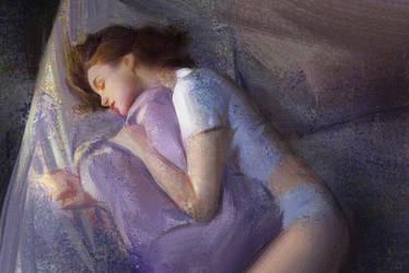 Sleeping Beauty by wawa3761