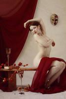 La muse de l'artiste by my-bohemian-spirit