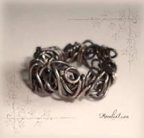Dark Mystery Ring by AmeliaLune