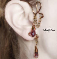Versatile Ear Wrap by AmeliaLune