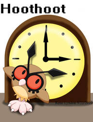 PKMN - Hoothoot a Time by yukito-chan