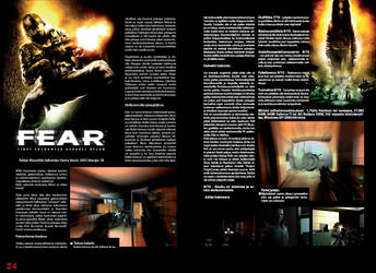 Fear review by finlande