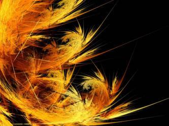 Fire of the Phoenix by finlande