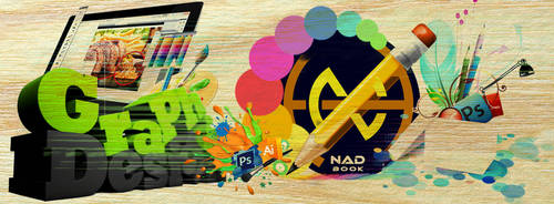 Graphic Designer+++ by NADBOOK23