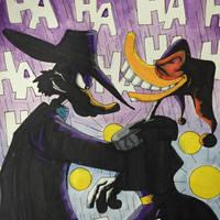 The Quacking Joke 2 by MattyMo