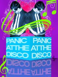 Brendon Dance Party by lpx37glasswar