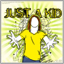 Scribble Duo:Just A Kid by lpx37glasswar