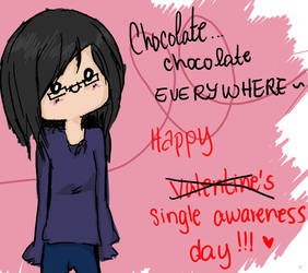 valentine's by Hawamura