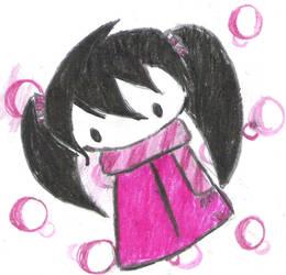 Pink Snow by iretardedpanda