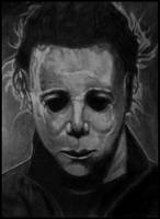 Michael Myers by Kevercaser