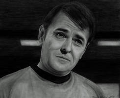 TOS Series: Scotty by linus108Nicole