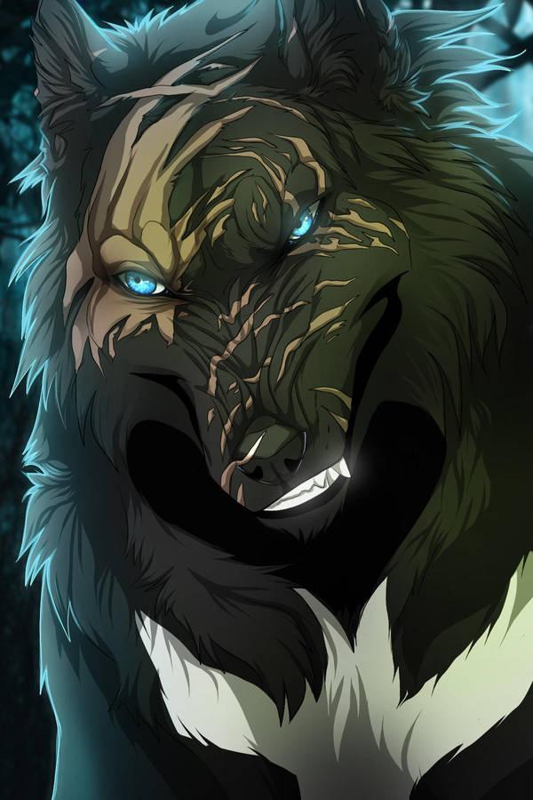 Bloody Devourer by WolfRoad