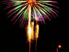 Firework by Ojika