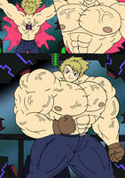 Muscle growth by zoozoo3