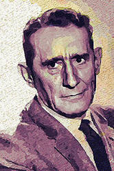 Victor Jory by peterpicture