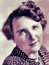 Marjorie Main by peterpicture