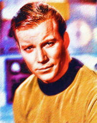 William Shatner by peterpicture