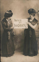 Votes For Women by peterpicture