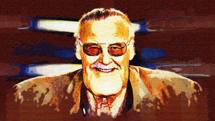 Stan Lee by peterpicture