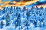 Winter by peterpicture