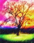 The Tree by peterpicture