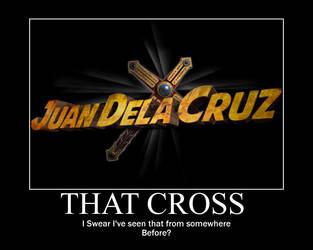 Cross by psyclonius