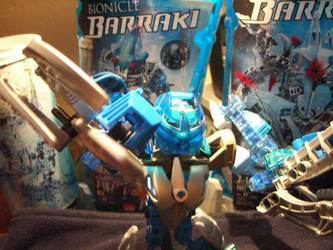 my bionicle by GHMATT14