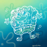 Bubblebob by pure1water