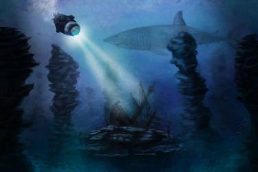 Underwater by Ruiu11