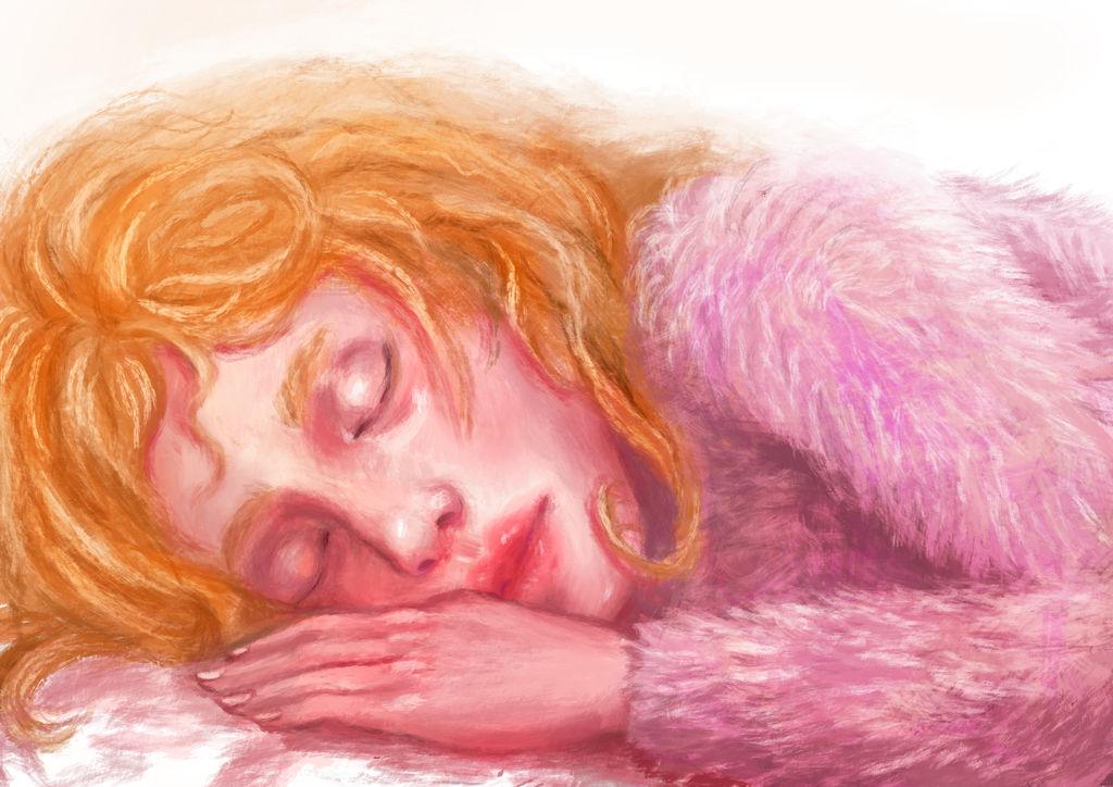 sleep by Ruiu11