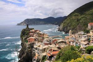 Cinque Terre Italia I by PotockiArt