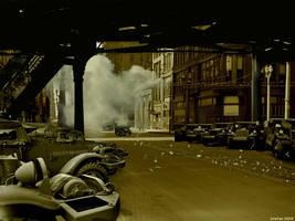 Diesel City 5 by stefanparis