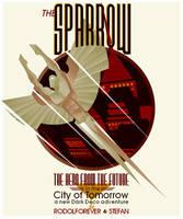 The Sparrow by stefanparis