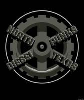 North Texas Dieselpunks Logo by stefanparis