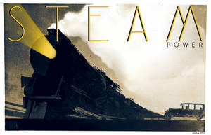 Steam Power by stefanparis