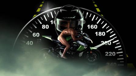 Speed by stefanparis