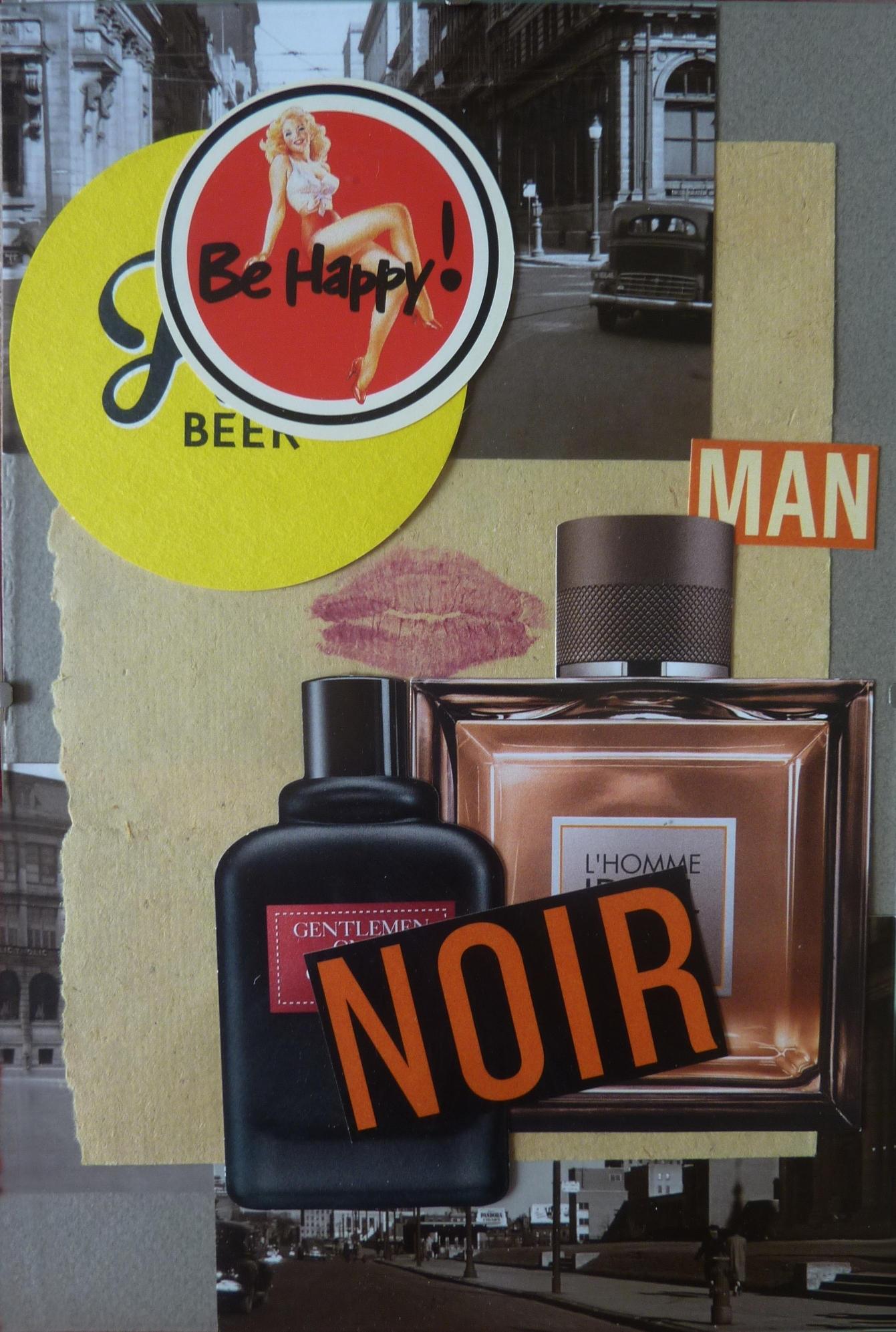 Men, glamour and Noir by stefanparis