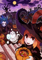 Trick or Treat by Niking