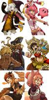 Art Trade 4 by Niking
