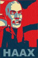 Dr. Hax Obama Poster by xXjm94Xx