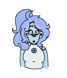 moonstone by ophidiaa