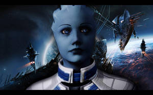 Mass Effect 2 Liara 3 by KarmaleonA