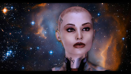Mass Effect 2 Jack 3 by KarmaleonA