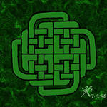 Untitled Celtic Knot 5 by Abadoss
