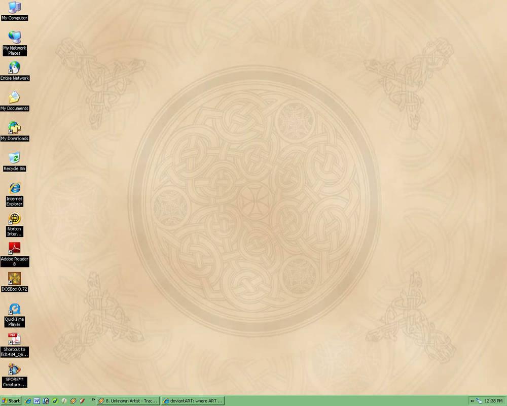 Current Desktop by Abadoss