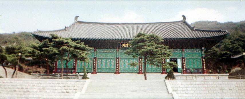 Gagwonsa Temple - Shrine by Abadoss