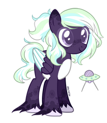 (closed) i want to believe pony adopt by Bolties-Adopts