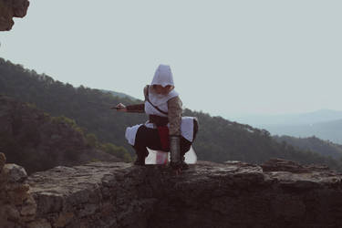 Altair Cosplay 4 by KonanBases2