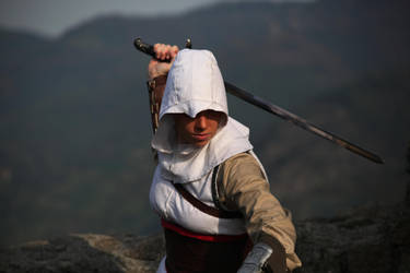 Altair Cosplay 5 by KonanBases2