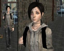 Resident Evil OC - Jennifer Fitzgerald by Distant-Rain